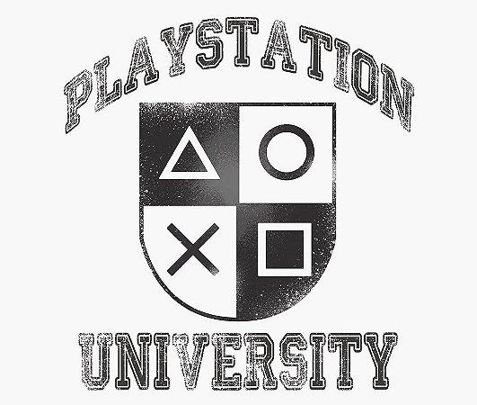 Enjoystick Playstation University  - Black