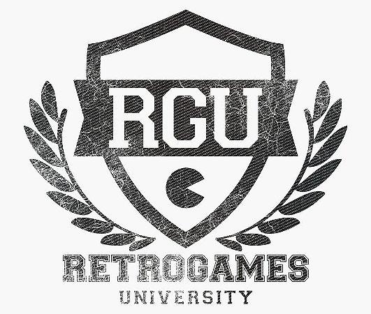 Enjoystick Retrogames University Black