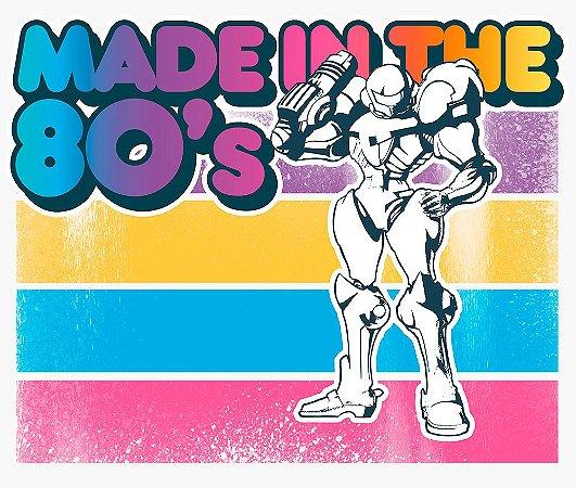 Enjoystick Made In 80's Metroid - Samus