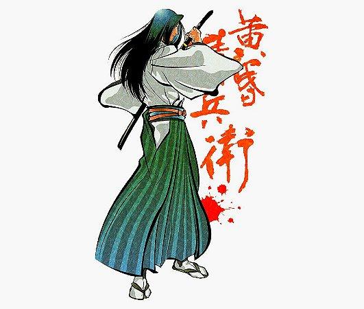 Enjoystick Samurai Shodown - Tachibana Ukyo