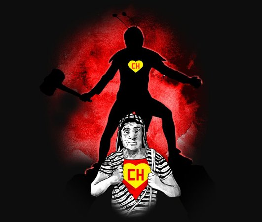 Enjoystick Chaves - True Hero - Chapolin