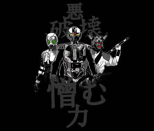 Enjoystick Tokusatsu - Shadow Moon - MacGaren e Dokusai