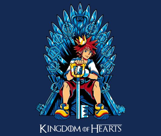 Enjoystick Kingdom Hearts - Kingdom of Hearts