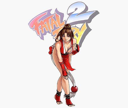 Enjoystick Fatal Fury 2 - Mai Shiranui