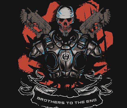 Enjoystick Gears of War - Skull