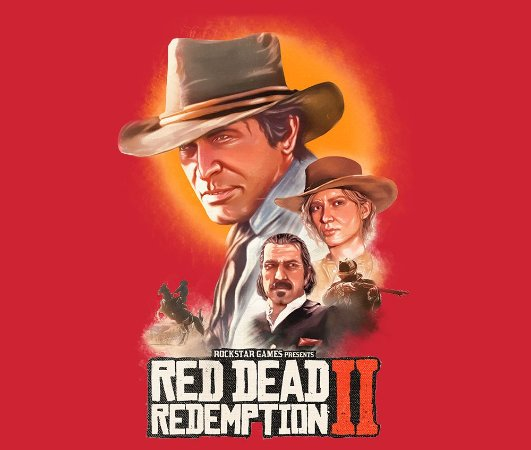 Enjoystick Read Dead Redemption 2 - Epic