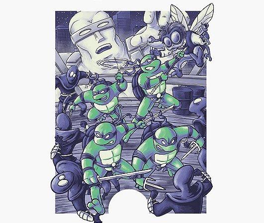 Enjoystick Ninja Turtles - TMNT - Classic