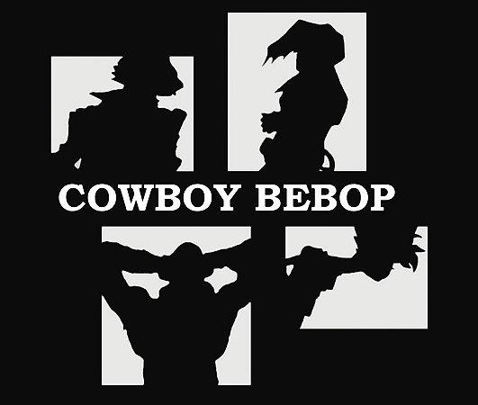 Enjoystick Cowboy Bebop - Black and White