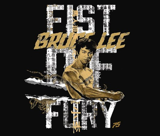 Enjoystick Bruce Lee - Fist of Fury