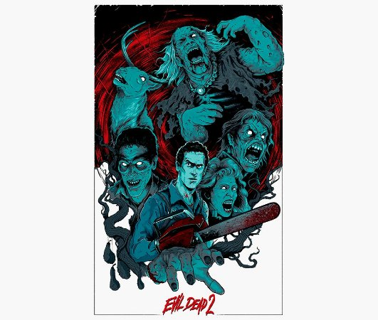 Enjoystick Evil Dead 2 - Death Composition