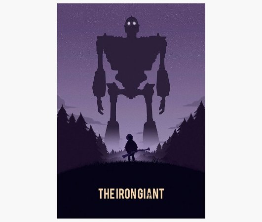 Enjoystick Iron Giant