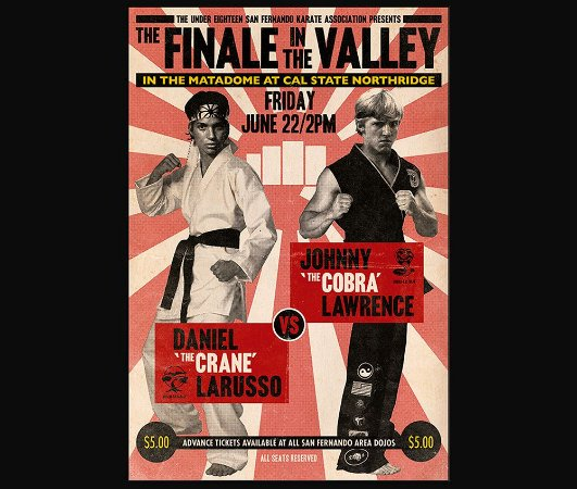 Enjoystick Karate Kid Fight