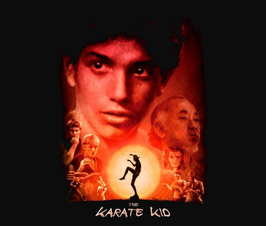 Enjoystick Karate Kid Final Move