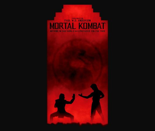 Enjoystick Mortal Kombat - Movie