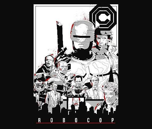 Enjoystick Robocop Black and White