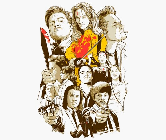 Enjoystick Tarantino Epic