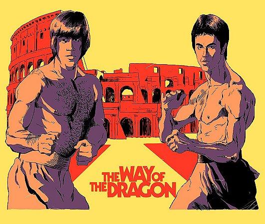 Enjoystick Chuck Norris VS Bruce Lee