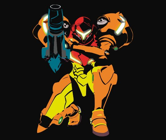 Enjoystick Metroid Samus - In Darkness