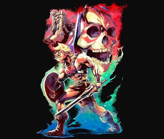 Enjoystick He-Man and Skeletor
