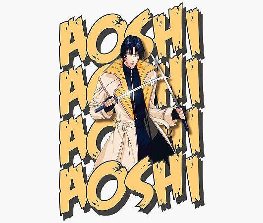 Enjoystick Samurai X - Aoshi Shinomori