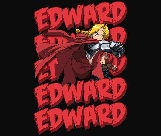 Enjoystick Full Metal Alchemist - Edward