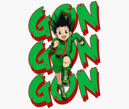 Enjoystick Hunter x Hunter - Gon