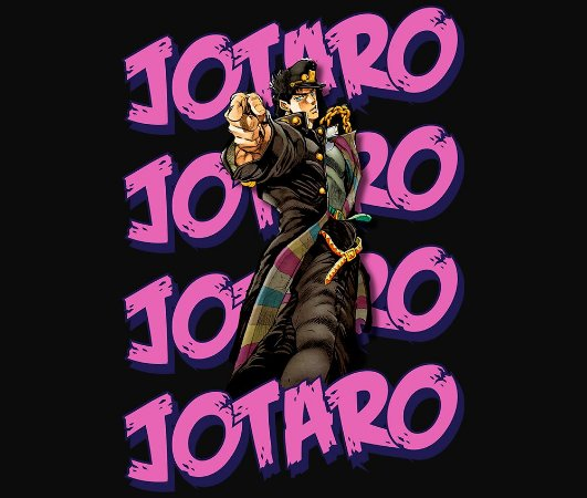 Enjoystick JoJo's Bizarre Adventure - Jotaro