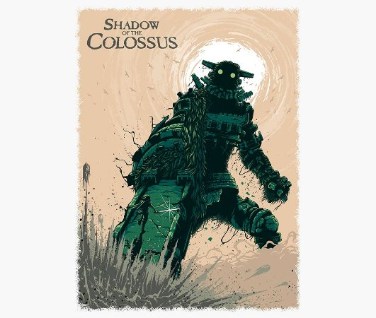 Enjoystick Shadow of the Colossus - Take this!