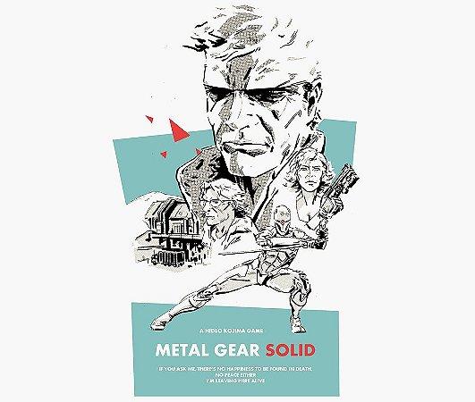 Enjoystick Metal Gear Solid