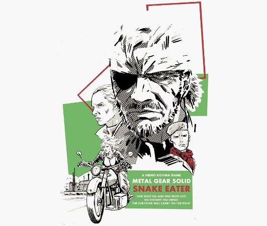 Enjoystick Metal Gear Solid 3 - Snake Eater