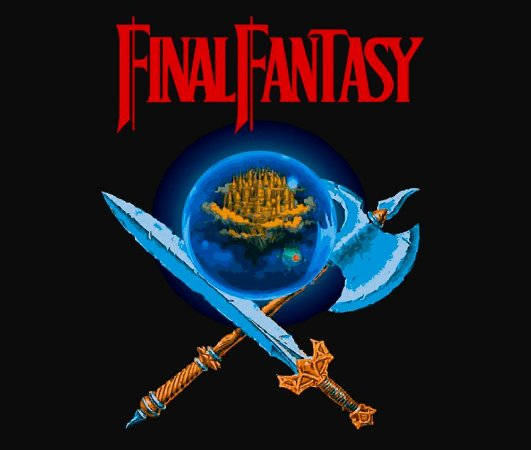 Enjoystick Final Fantasy - Classic