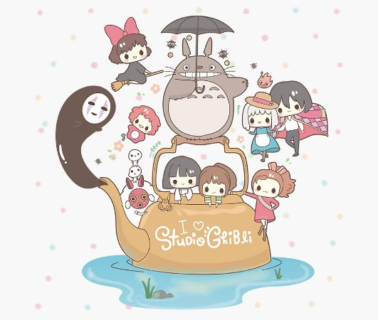 Enjoystick Studio Ghibli - Kawai