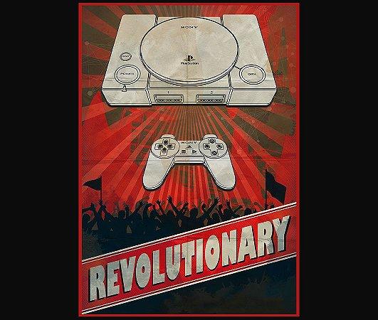 Enjoystick Playstation - Revolutionary
