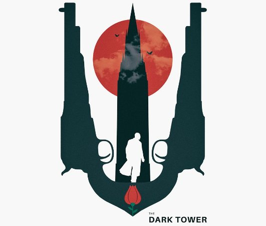 Enjoystick Dark Tower - Torre Negra