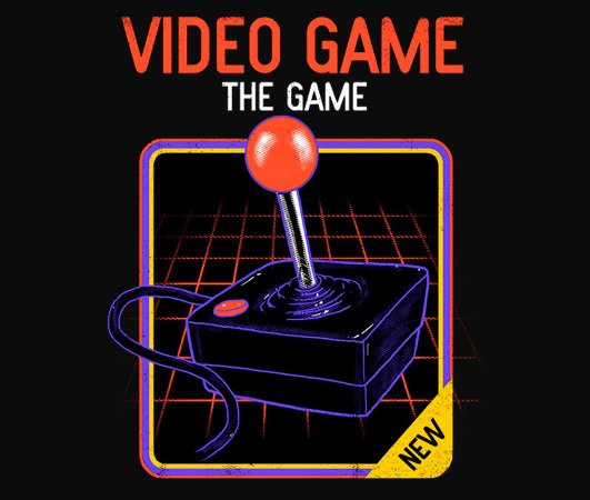 Enjoystick Video Game - The Game