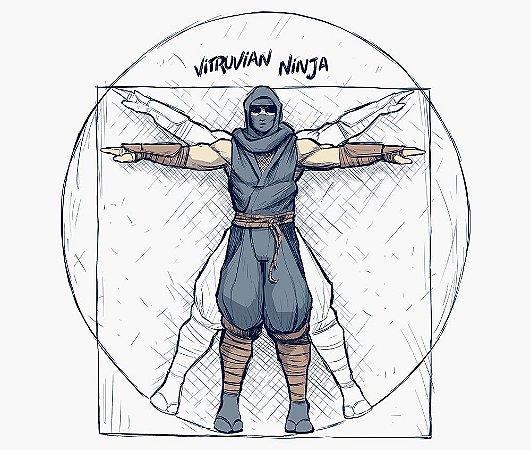 Enjoystick Ninja Gaiden - Vitruvian