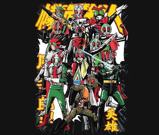 Enjoystick Kamen Rider - Era Showa