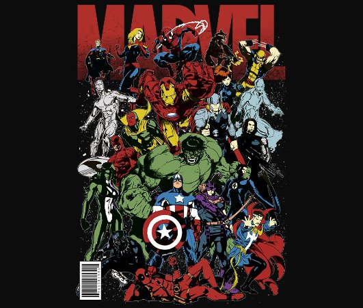 Enjoystick Marvel Anthology