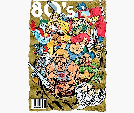 Edição - Enjoystick anos 80