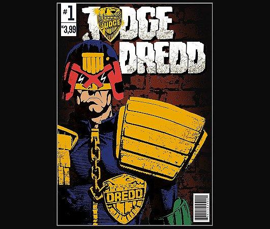 Edição - Enjoystick Judge Dredd