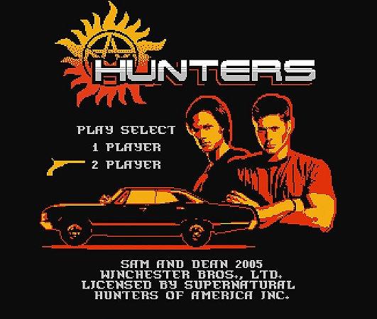 Enjoystick Supernatural 8 Bits Hunter