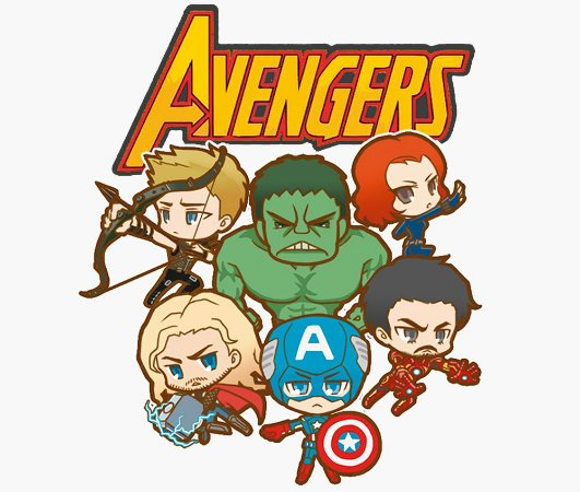 Enjoystick Avengers Chibi
