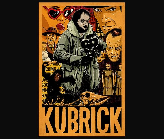 Enjoystick Kubrick Tribute