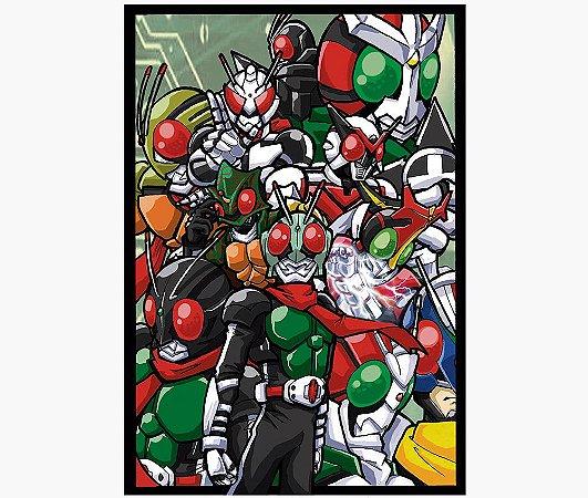 Enjoystick Kamen Rider Neo Spirits