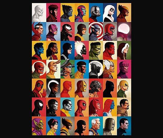 Enjoystick - Marvel Faces