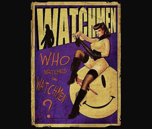 Enjoystick Watchmen - Poster Style