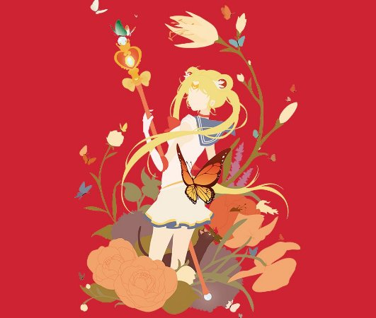 Enjoystick Sailor Moon Minimalist
