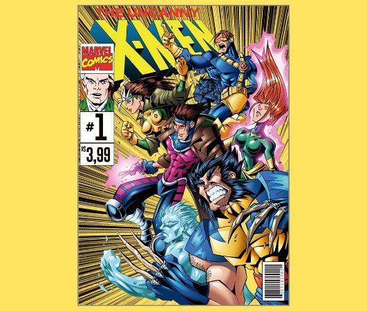 Enjoystick The Uncanny X-Men