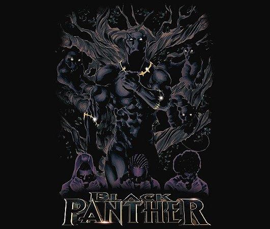 Enjoystick Black Panther - Poster Style