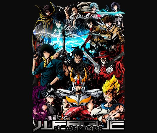 Enjoystick J. League Black Ops